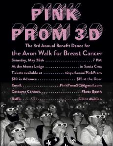 Pink Prom 3-D