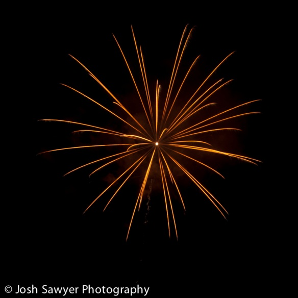 Fireworks, Josh Sawyer Photography