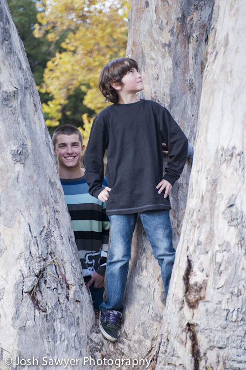 Josh Sawyer Photography, Family Portraits, Vasona Park, Los Gatos
