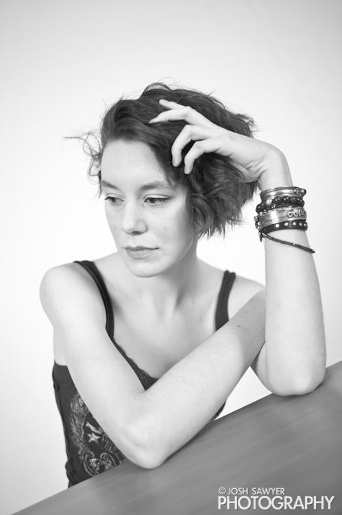 josh sawyer photography, josh sawyer, studio, studio portraits, portraits, modeling, model
